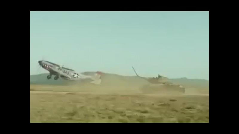 ТАНК VS САМОЛЕТ Северокорейское кино про войну с США