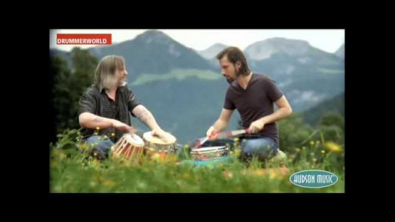 Benny Greb and Pete Lockett - Tea for Steve fantastic tabla and drum improvisations