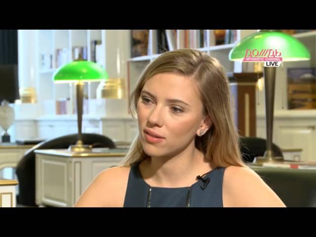 Скарлетт Йоханссон в Собчак Живьем