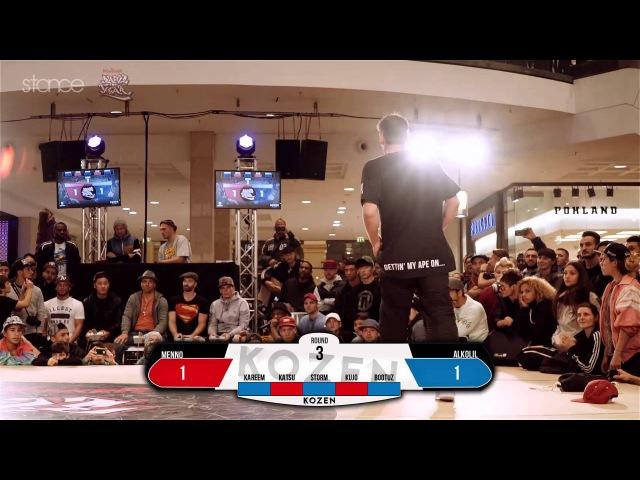 Menno vs Alkolil [1v1 final] .stance Battle of the Year 2015