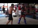 Видеообзор БУЛАТ (РОССИЯ) Muay Thai: Pakorn at Jitti Gym
