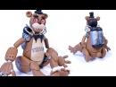 Drawkill Freddy / FREDDY-b0t Posable Figure Polymer Clay Tutorial