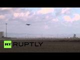 Турция: Тело самолет с Су-24 летчика отправляется в Россию через Анкару.