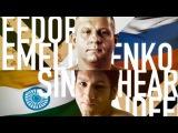Бой Федор Емельяненко VS Джайдип Сингх (HD) Fedor Emelianenko VS Jaideep Singh  31.12.2015