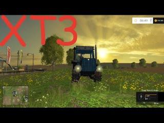 Мод трактор ХТЗ HTZ 181 v 2 0 Farming Simulator 2015