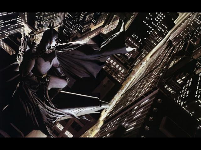 Становление Бэтмена в кино с 1943 по 2016.