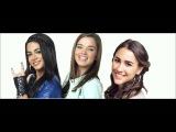 Thali Garcia, Emeraude Toubia y Daniela de La Fé 'Inseparables'