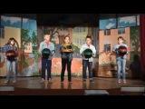Танцевальная конкурсная шоу-программа  «Мелодии и ритмы зарубежной эстрады»
