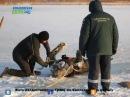 ГИМС предупреждает Осторожнее на льду!