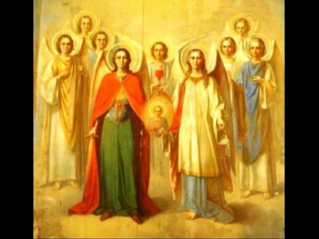 Житие Пресвятой Богородицы - Часть 1