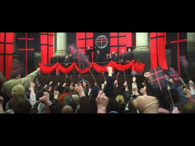 V for Vendetta Russian Fan-Made Trailer ( English Subtitles)