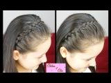 Diadema con trenzas! (2 Opciones) - Braided headbands | Peinados Faciles y Rapidos | Trenza Diadema