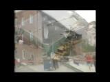 Бульдозер уничтожает город страшная месть прототипа героя фильма Левиафан