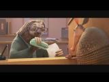 Зверополис (Зоотопия) | Русский трейлер мультфильма (2016) (HD)