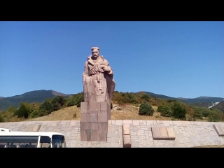 Экскурсия в г.Геленжик (вид со смотровой площадки на Черноморское побережье)