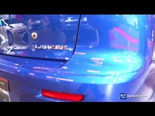 2016 Mitsubishi Lancer - Exterior and Interior Walkaround - 2016 Montreal Auto Show