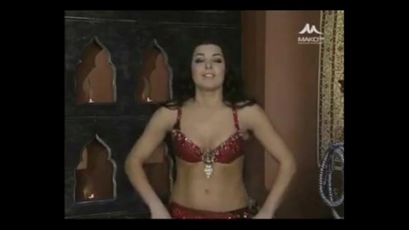 Алла Кушнир уроки танца живота 4 uroki 360p