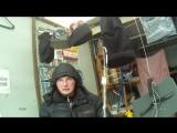20.01.16 новый рынок г.Альметьевск, продавец косынок