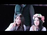 150215 신촌 여자친구 팬사인회 소원 은하 (1)