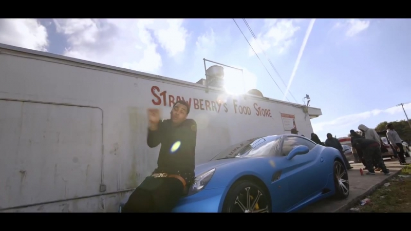 Kevin Gates ft August Alsina - I Don't Get Tired (IDGT) Official Music Video