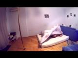 Как Pole dance-ры обычно ложатся спать