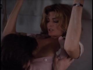 Joan severance - payback (1995) (эротическая постельная сцена из фильма знаменитость трахается голая занимается сексом)