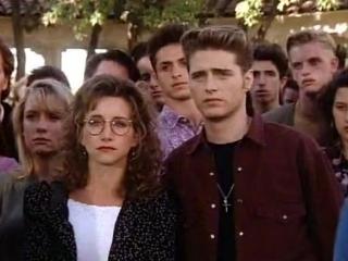 Беверли Хиллз 90210 - 2 сезон 14 серия