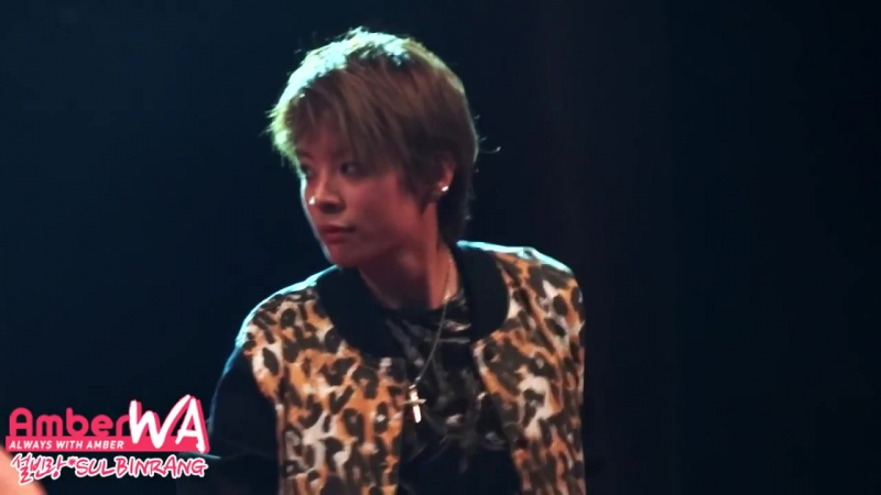 Nu ABO at 1st Chinese Student Festival (111006) (Amber Focus)