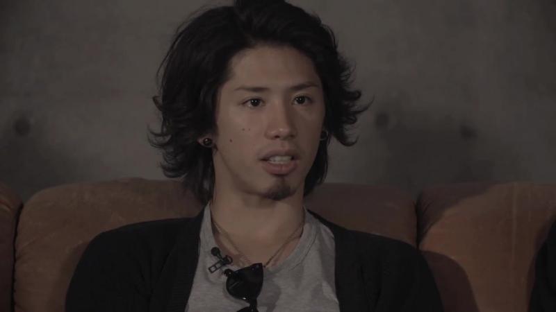 FOOL COOL ROCK! Hiroyuki Nakano ONE OK ROCK Interview Parrt 1