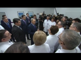 Шутка про врачей от Нурсултана Назарбаева.
