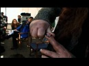 Behind the scenes of Lord of the Rings [Gimli's Prank]
