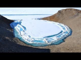 Ядерные воронки в Антарктиде