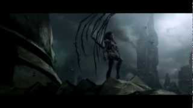 Starcraft 2 Heart Of The Swarm Cinematic (russian)