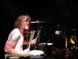 Aaron Gillespie of Underoath - live in Nashville VIII