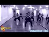 HIP HOP online Lesson - Школа танцев RAISKY -  Ахмед