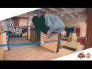 Обучение: спин и валл спин (Parkour Tricks)