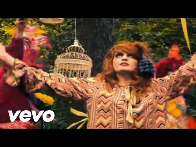 Florence The Machine - Dog Days Are Over