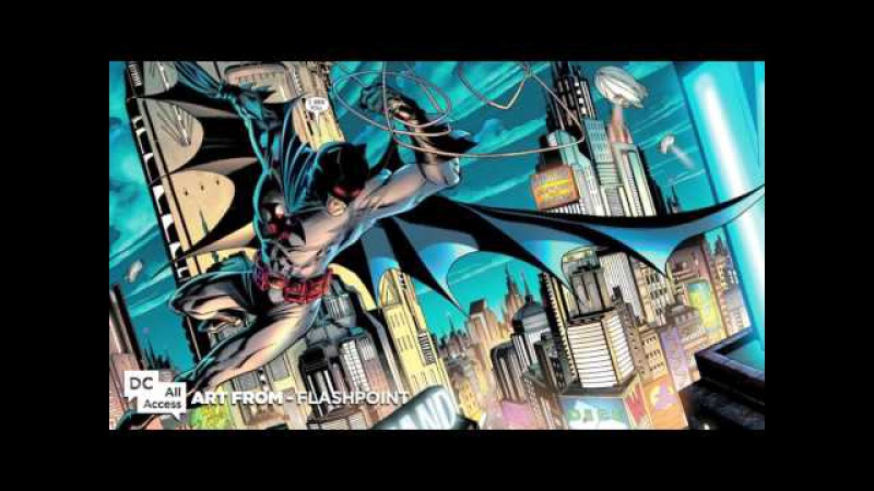 SPECIAL Inside Dark Knight III with Jim Lee Dan DiDio. DKIII