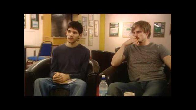 Настоящие Артур и Мерлин (The real Arthur Merlin)