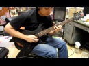 Bc Rich Warlock Platinum Pro Series Guitar Demo By Chatreeo