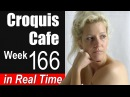 Croquis Cafe: Figure Drawing Resource No. 166