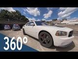 Погоня, Дрифт - панорамное видео 360 градусов