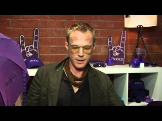 Yahoo Confessional Paul Bettany