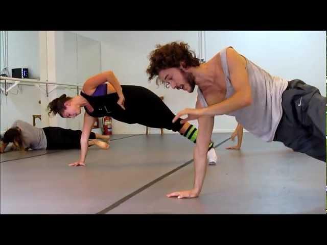 Danza Contemporanea Córdoba - Santiago Bernardi