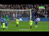 Челси 4:1 Манчестер Сити | Гол Азара