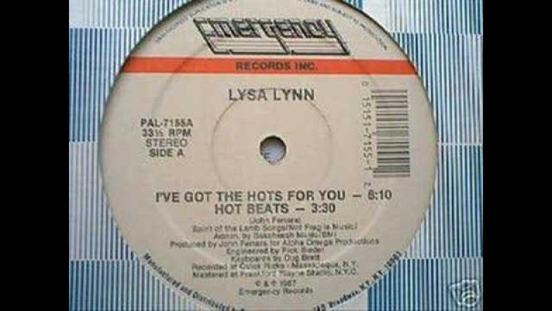 Lysa Lynn - I've Got The Hots For You
