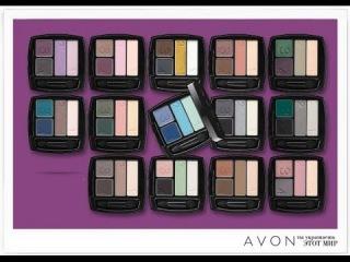 AVON, Эйвон, ейвон, палитра теней, макияж, каталог 3 2016