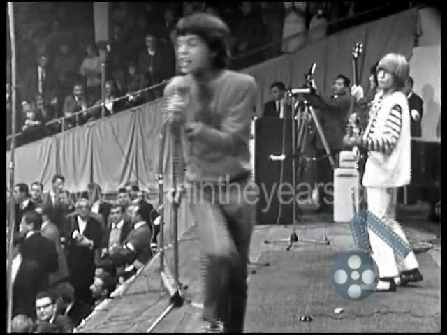 The Rolling Stones Satisfaction Live 1965 Reelin' In The Years Archives