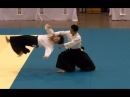 Ueshiba Mitsuteru Waka Sensei at the All Japan High School Aikido Demonstration