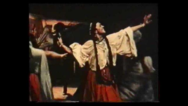 Цыганский танец из фильма Дорогой ценой